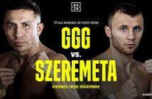 Golovkin vs. Szeremeta