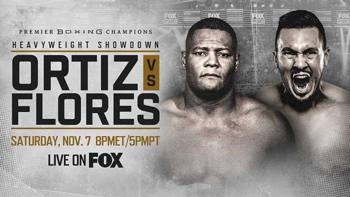 Luis Ortiz vs Alexander Flores