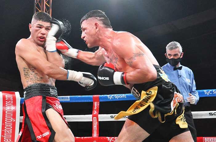 Marcelo Cóceres vs. Sebastián Papesch (Foto: Ramón Cairo)