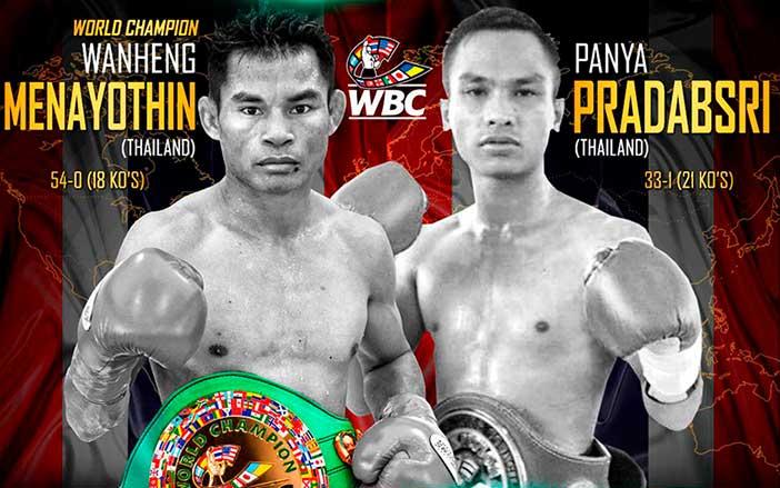 Wanheng Menayothin vs. Panya Pradabsri