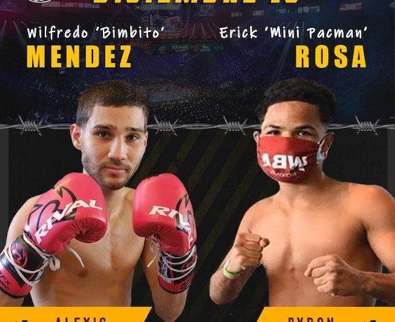 Wilfredo Méndez vs. Erick Rosa