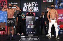 Haney vs. Gamboa