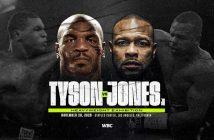 Mikey Tyson vs. Roy Jones Jr.