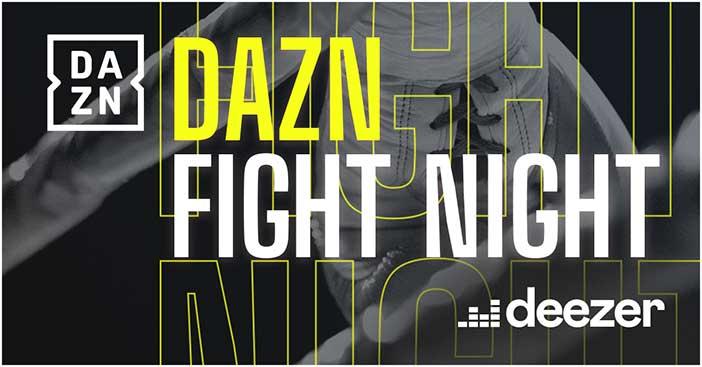 Deezer y DAZN unen fuerzas
