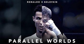 Cristiano Ronaldo y Gennady Golovkin DAZN