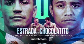 "Juan Francisco Estrada vs. Román ""Chocolatito"" González II"