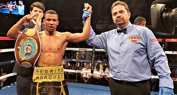 Pedrito Márquez (Víctor Planas / Spartan Boxing)