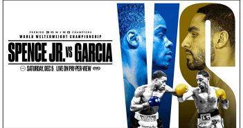 Errol Spence Jr. vs Danny García