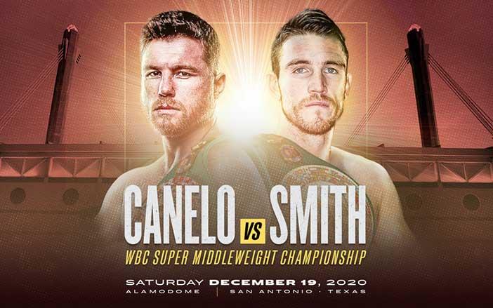 CANELO VS CALLUM SMITH