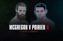McGregor y Poirier