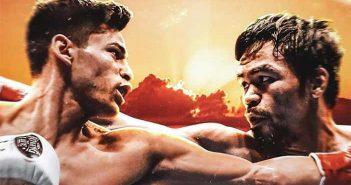 Ryan García vs. Manny Pacquiao