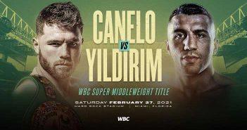 Canelo vs Yildirim