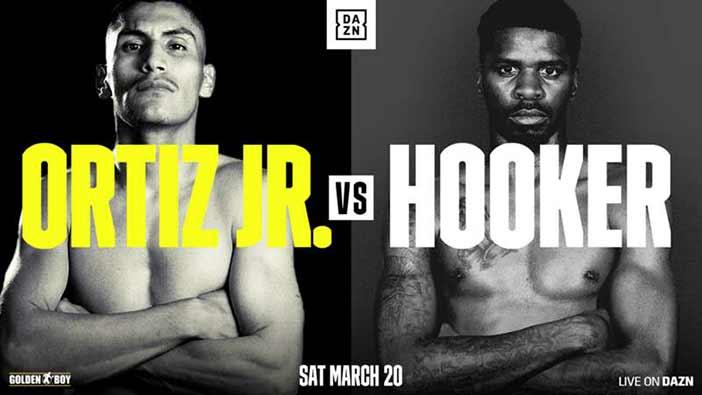 Vergil Ortiz Jr. vs. Maurice Hooker