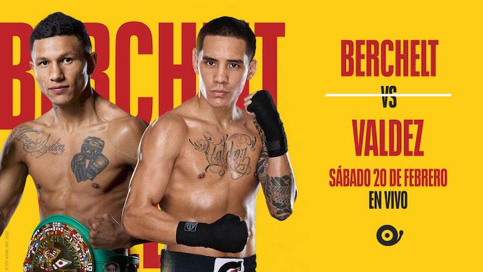 Miguel Berchelt vs. Óscar Valdez