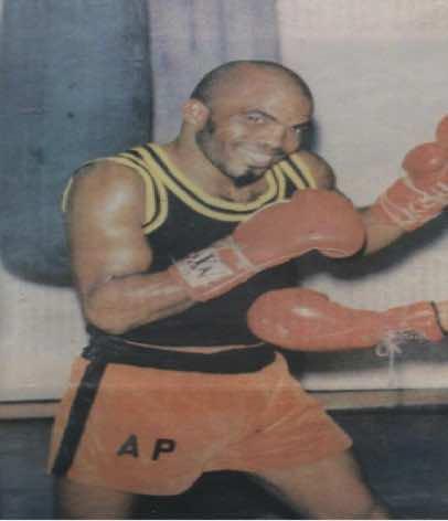 """El """"Novillo"""" Alfredo Paiva"""