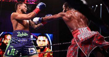 Jovanie Santiago vs Adrien Broner (Premier Boxing Champions)