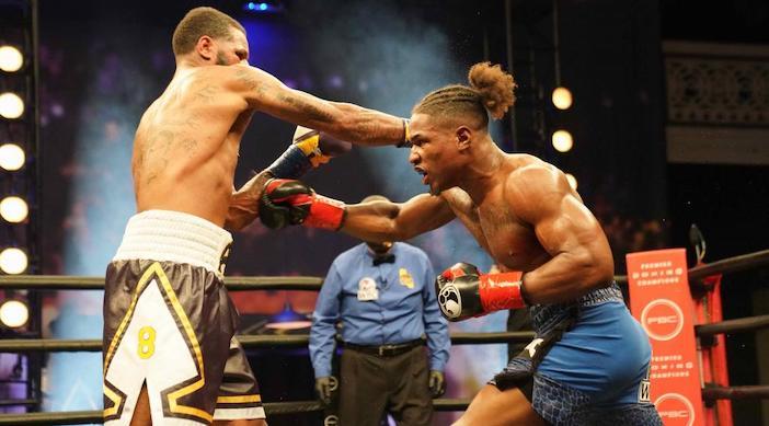Anthony Dirrell vs. Kyrone Davis (PBC)