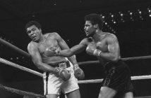 Muhammad Ali vs. Leon Spinks
