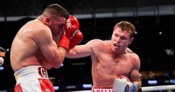 Yildirim vs Canelo (Matchroom boxing)