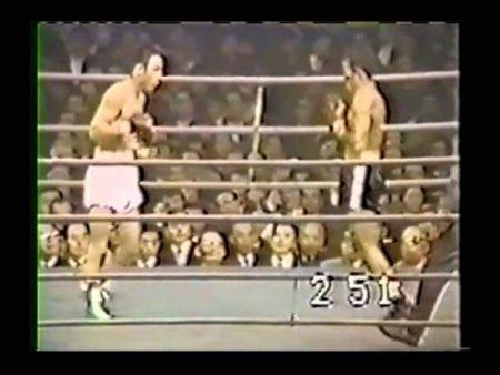 Betulio González vs Masao Ohba
