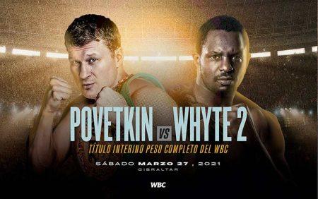 Dillian Whyte vs. Alexander Povetkin 2