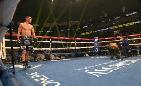 Vergil Ortiz Jr. vs. Mauricie Hooker (Golden Boy Promotions)