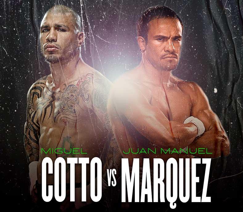 COTTO VS MÁRQUEZ
