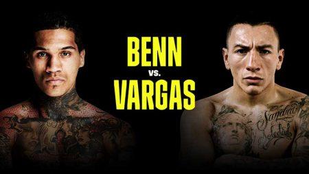 Conor Benn vs. Samuel Vargas