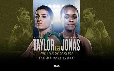 Katie Taylor vs. Natasha Jonas