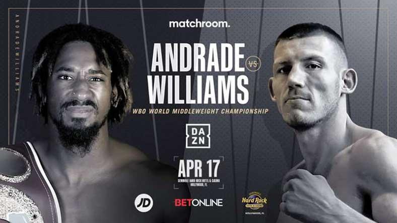 Andrade vs. Williams