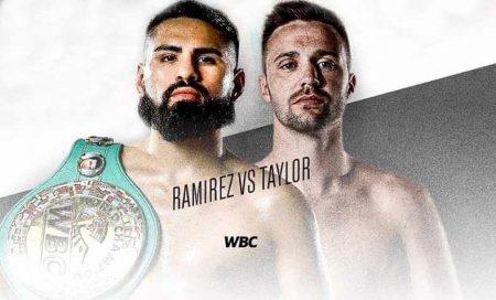 José Ramírez vs. Josh Taylor