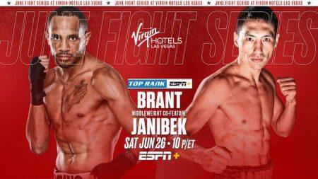 Brant vs Janibek