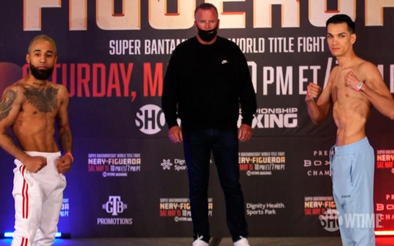 Luis Nery vs Brandon Figueroa