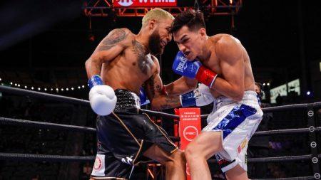 Luis Nery vs. Brandon Figueroa (Showtieme)