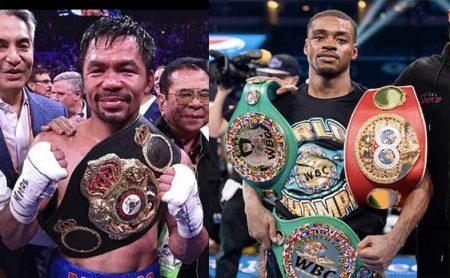 Manny Pacquiao vs Errol Spence Jr.
