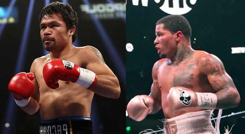 Manny Pacquiao vs Gervonta Davis