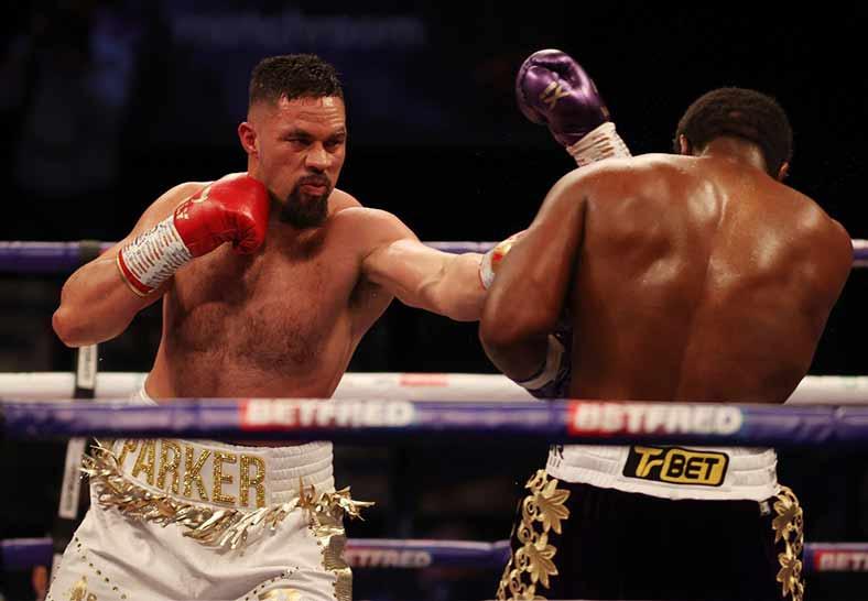 Parker vs. Chisora (Matchroom Boxing)