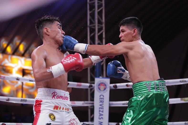 """Daniel """"Cejitas"""" Valladares vs. Julián Yedras (Foto: M&A)"""