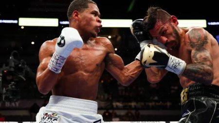 Devin Haney vs. Jorge Linares (DAZN)