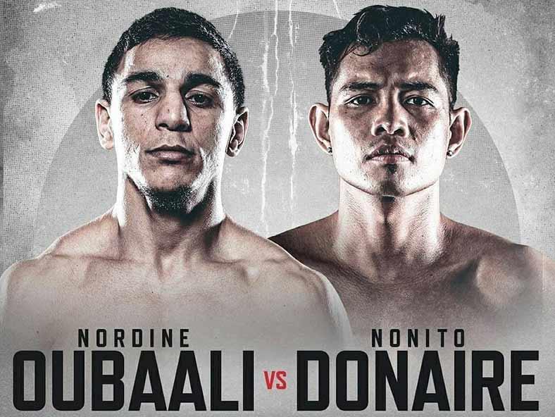 Nordine Oubaali vs. Nonito Donaire