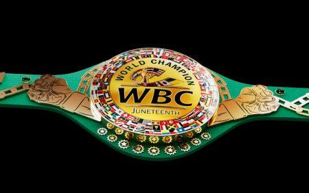 Cinturón libertad WBC