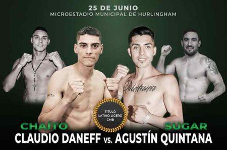 Daneff vs. Quintana, Peralta vs. Karalitzky
