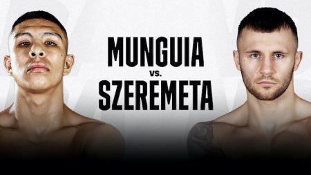 Jaime Munguia vs Kamil Szeremeta