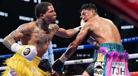 Gervona Davis vs. Mario Barrios (Premier Boxing Champions)