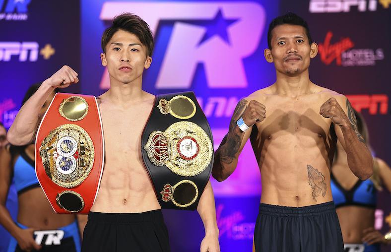 Naoya Inoue vs. Michael Dasmarinas