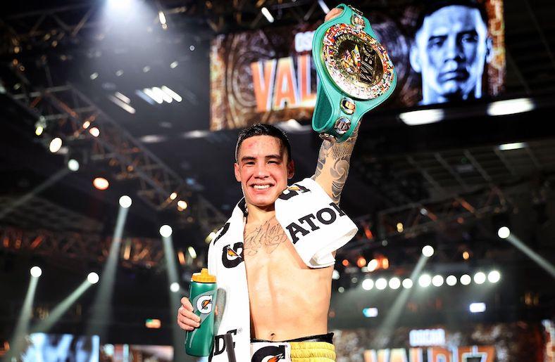 Óscar Valdez (Top Rank)