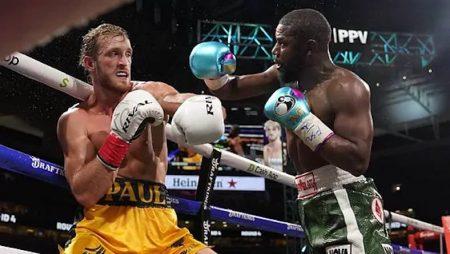 Paul Logan vs Floyd Mayweather