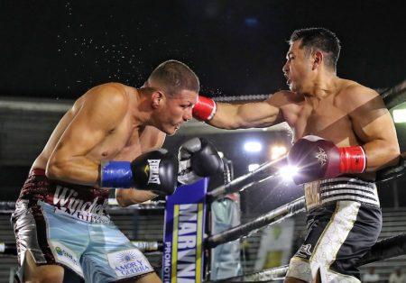 Soto Karass vs Marco Antonio Barrera