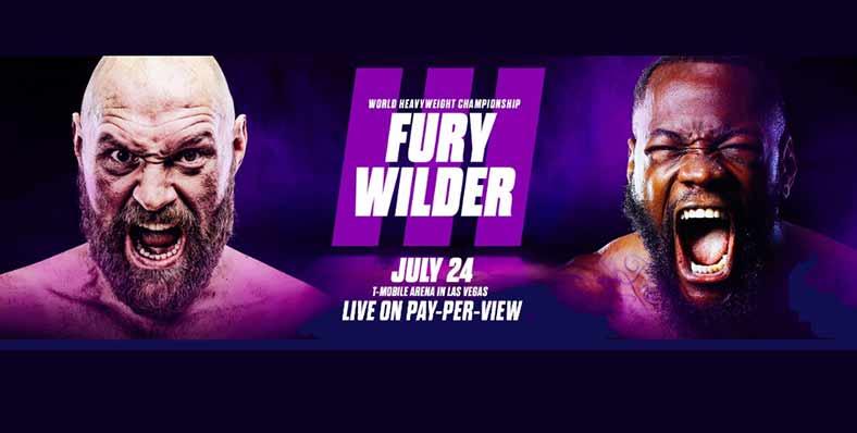 Tyson Fury vs Deontay Wilder III
