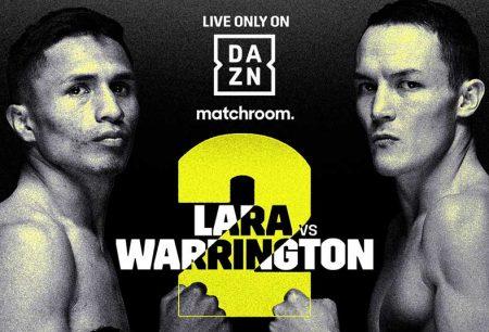 Lara vs Warrington II